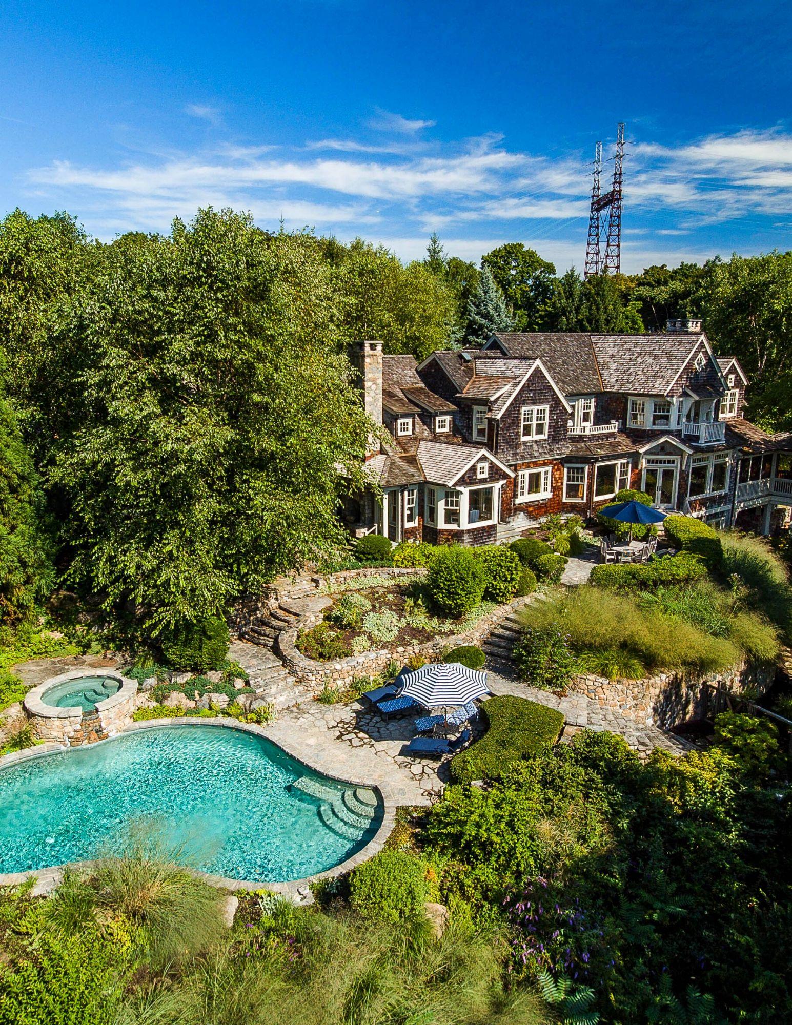 Westport CT Luxury Waterfront Home-25