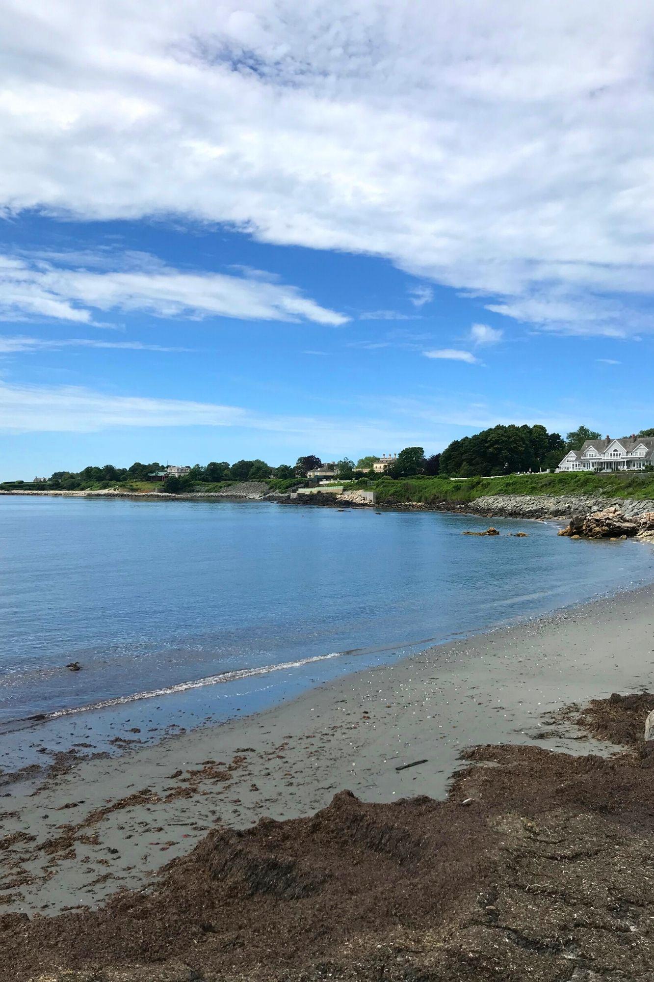 Cliff Walk in Newport Rhode Island-20