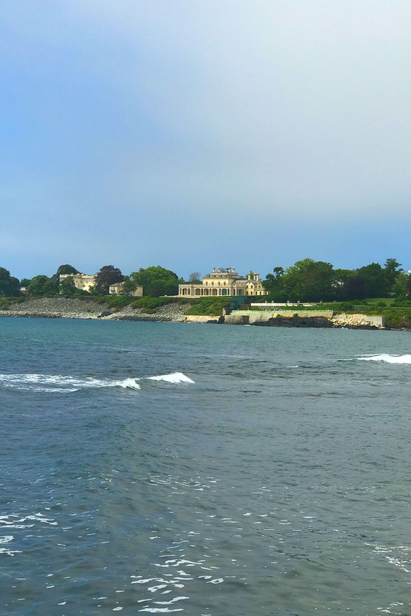 Cliff Walk in Newport Rhode Island-21