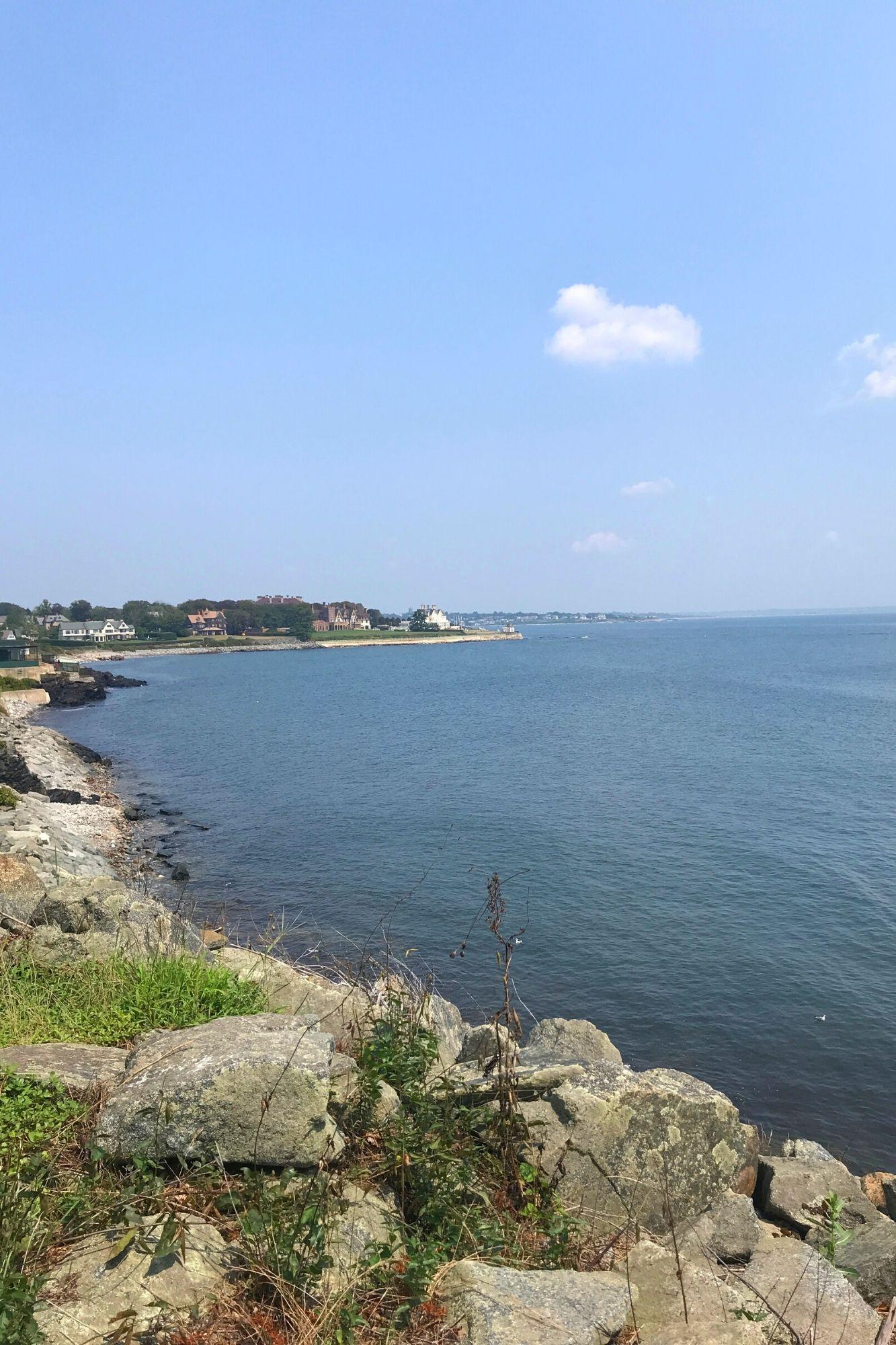 Cliff Walk in Newport Rhode Island-27