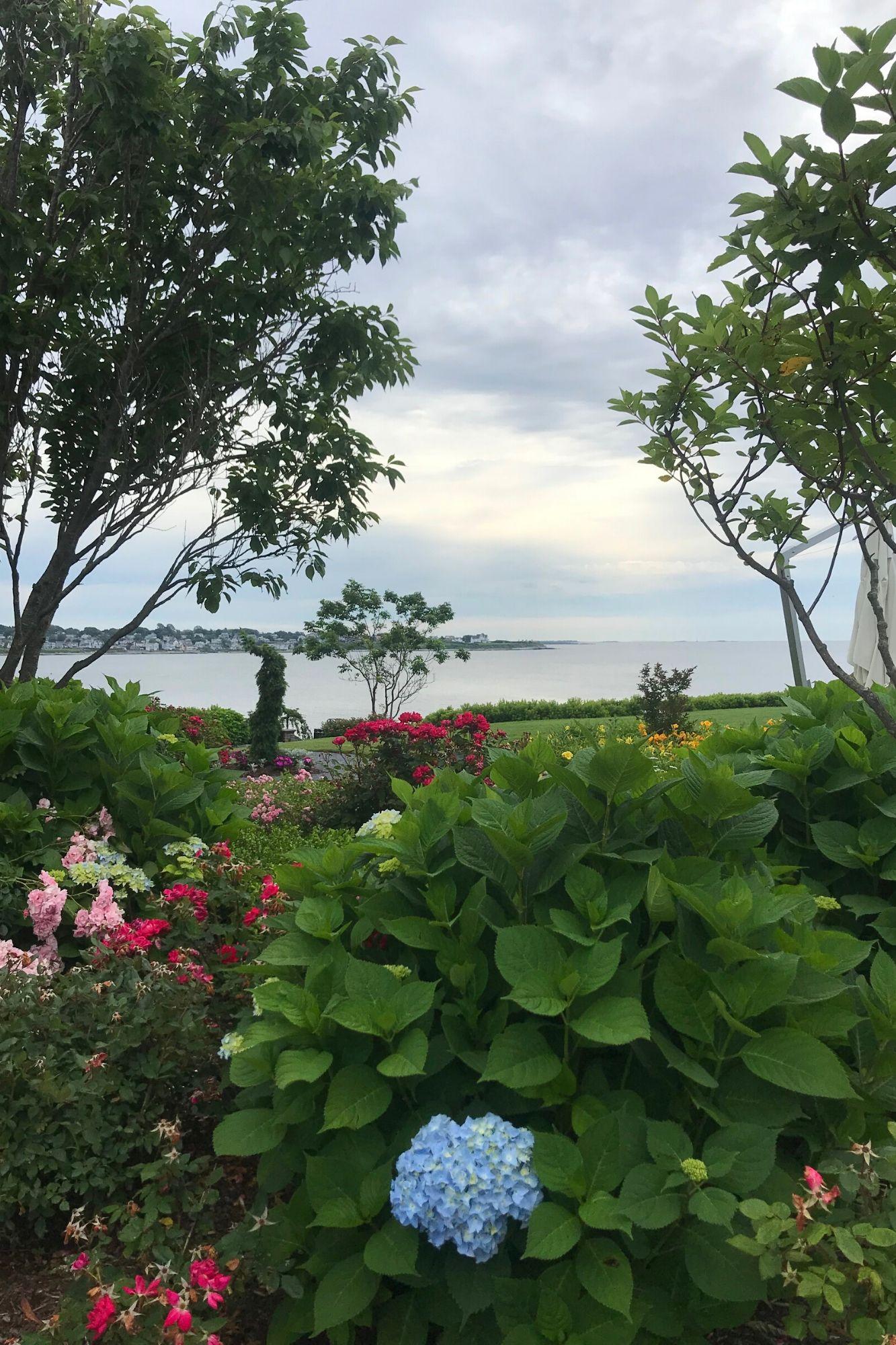 Cliff Walk in Newport Rhode Island-4