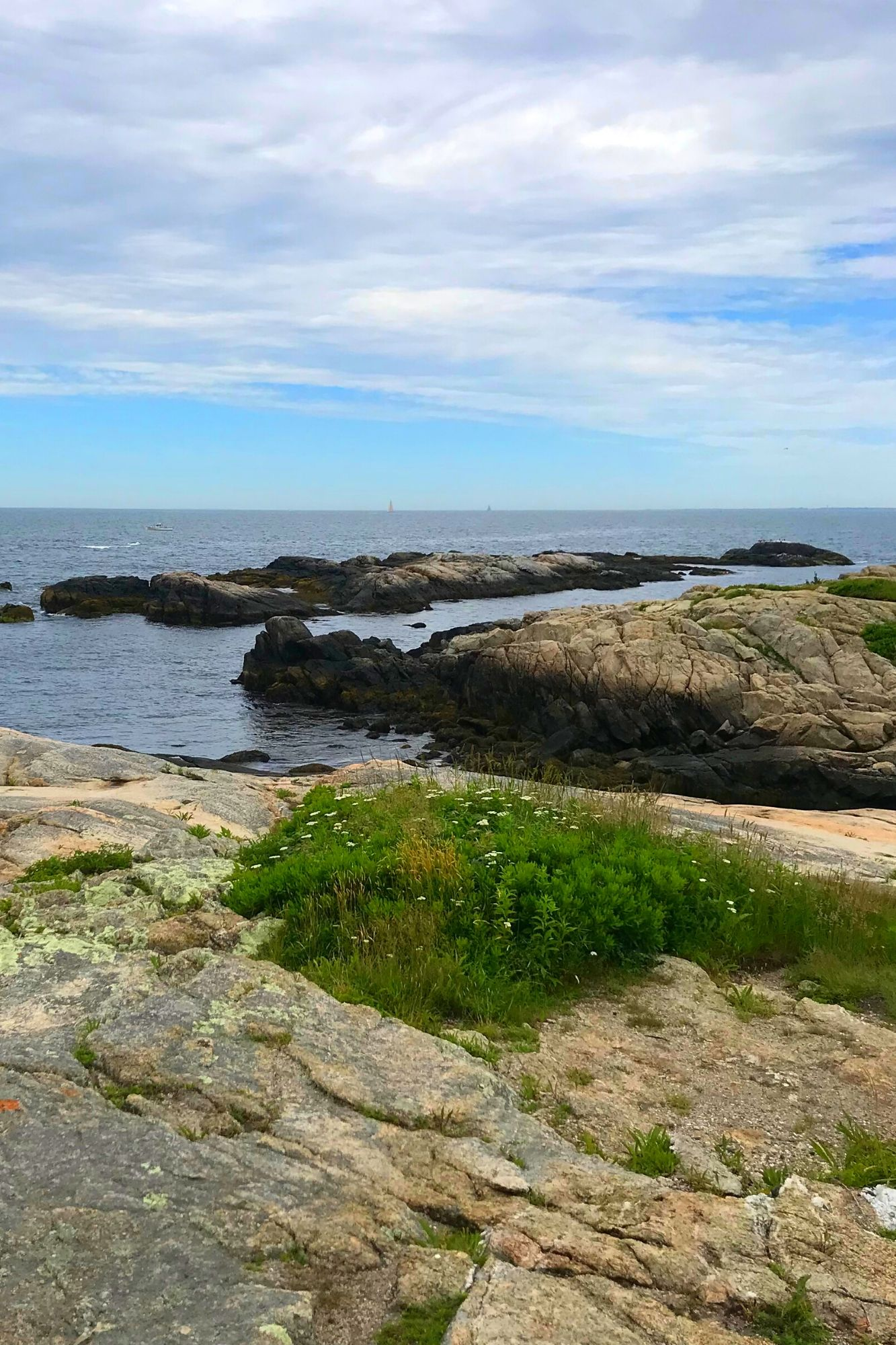 Cliff Walk in Newport Rhode Island-9