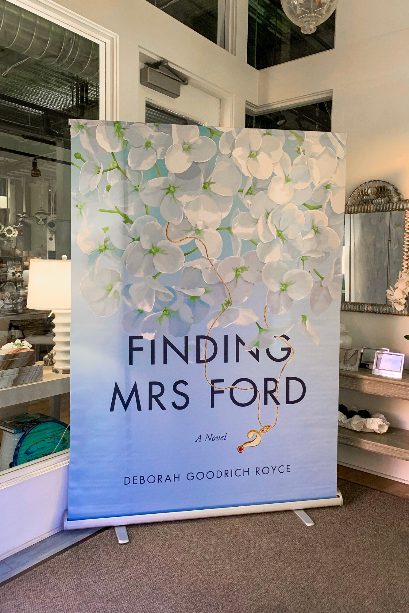 Finding Mrs Ford a Novel by Deborah Royce Ocean House Watch Hill-14