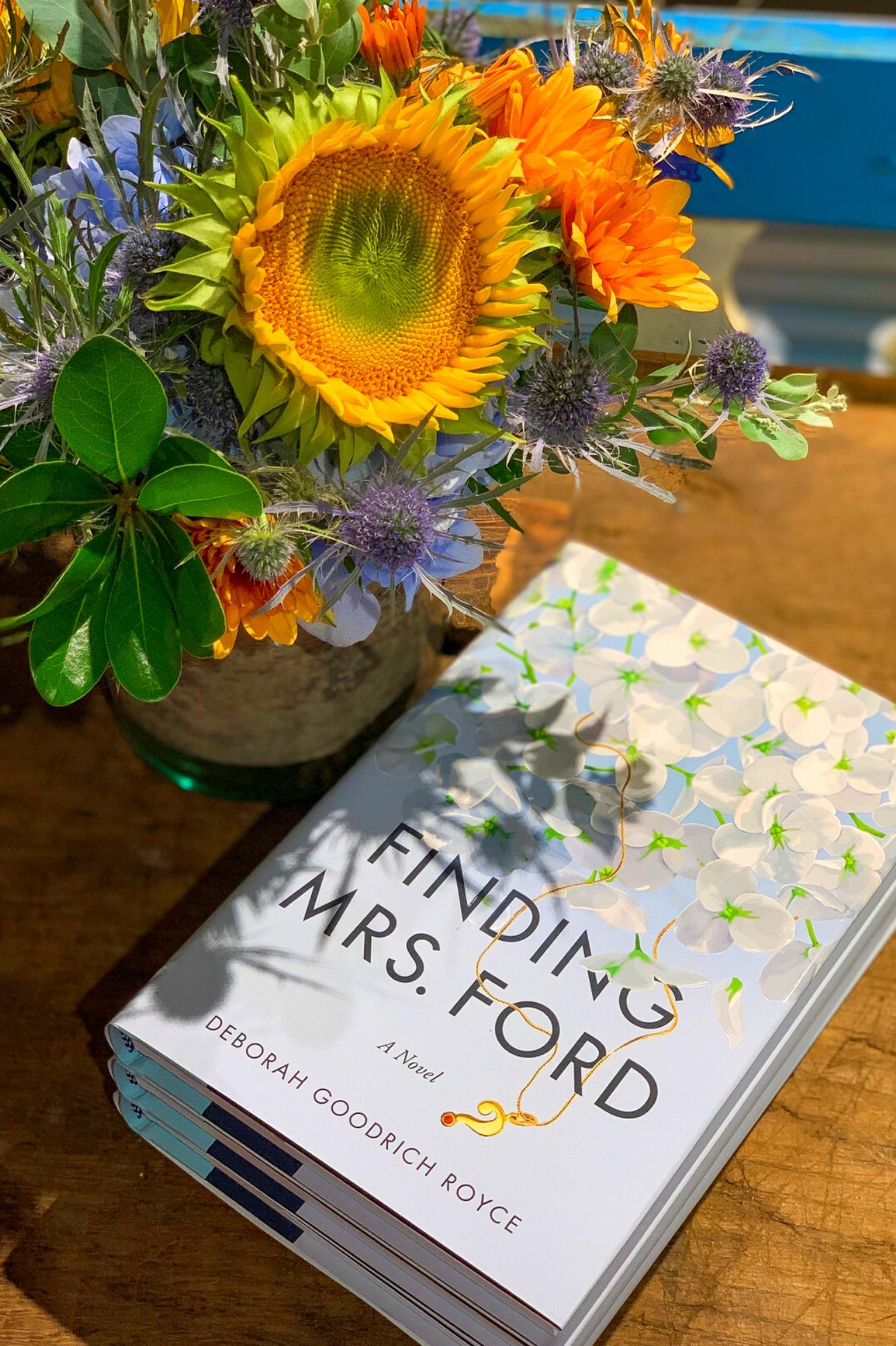 Finding Mrs Ford a Novel by Deborah Royce Ocean House Watch Hill-9