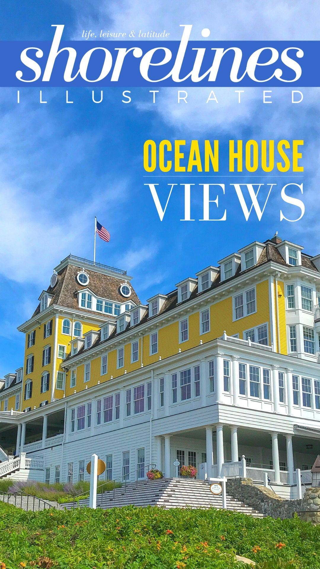 Ocean House Watch Hill Rhode Island PINS-1