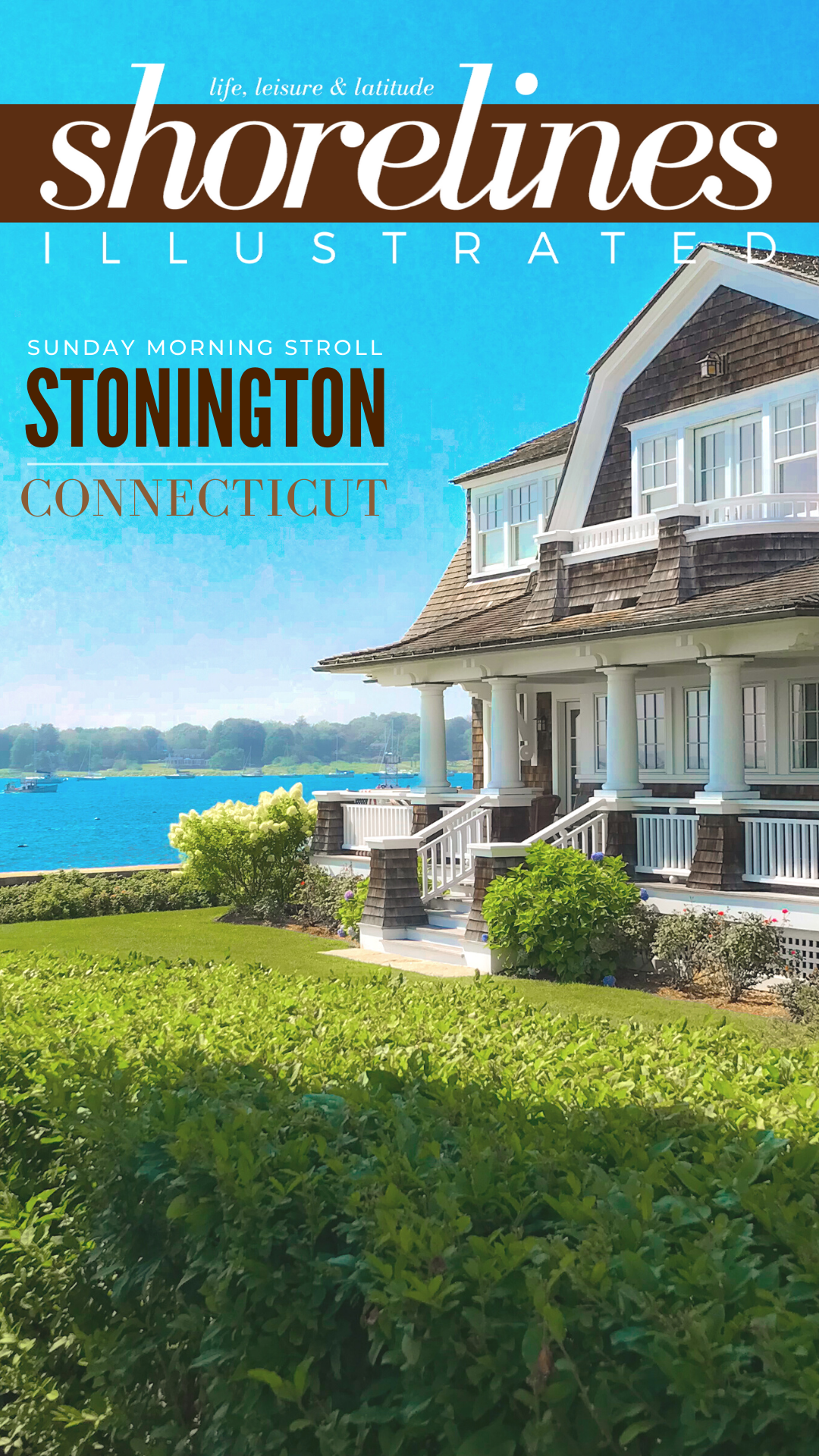 Spend the Day in Stonington CT-1