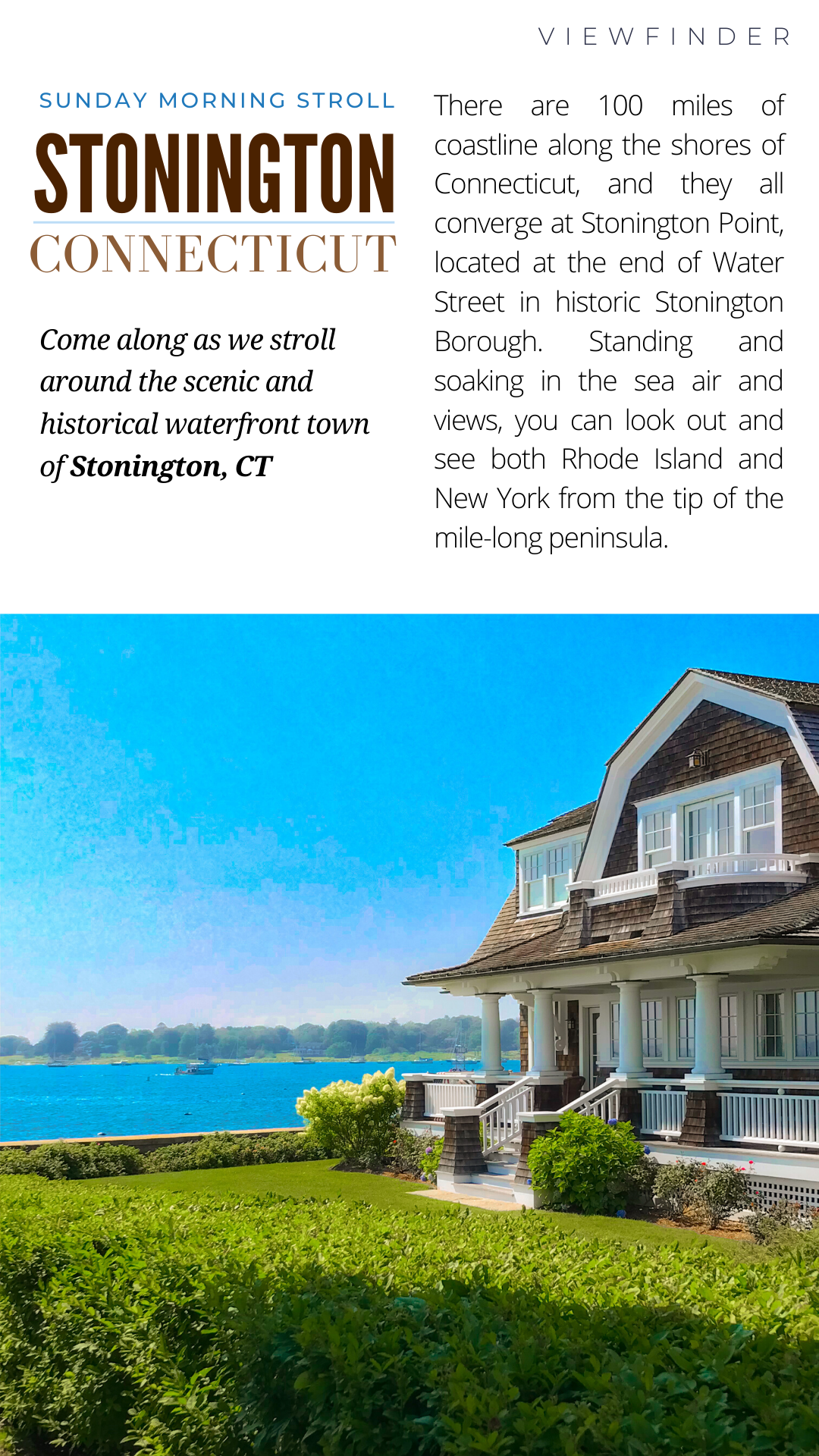 Spend the Day in Stonington CT-2