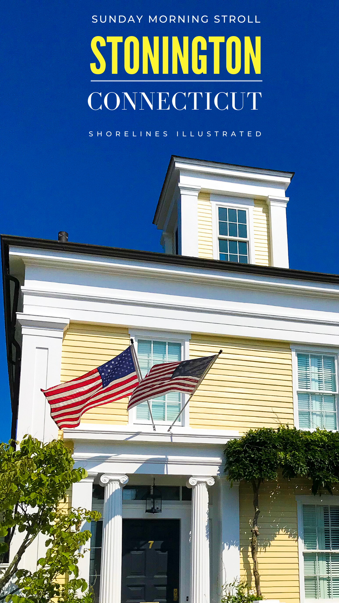Spend the Day in Stonington CT-5