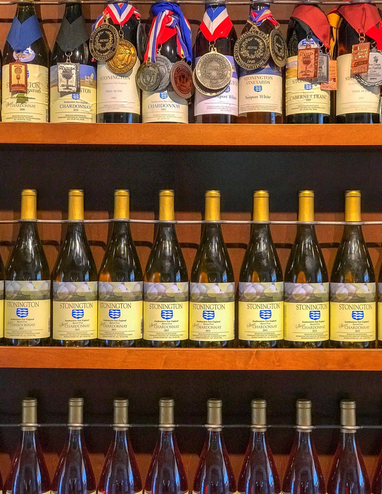 Stonington Vineyards CT Wine Trail-12