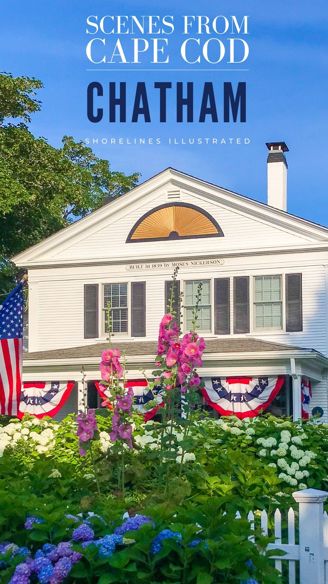 The Perfect Day in Chatham Cape Cod PINS-5