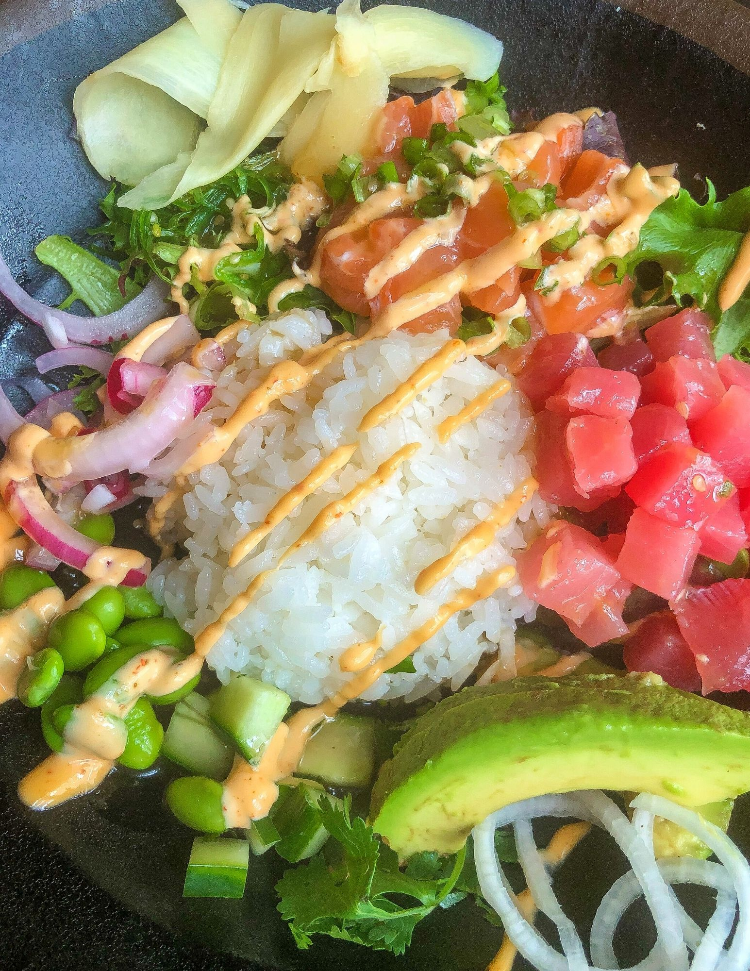 Places to eat on Nantucket Bar Yoshi Sushi and Raw Bar Gallery-11