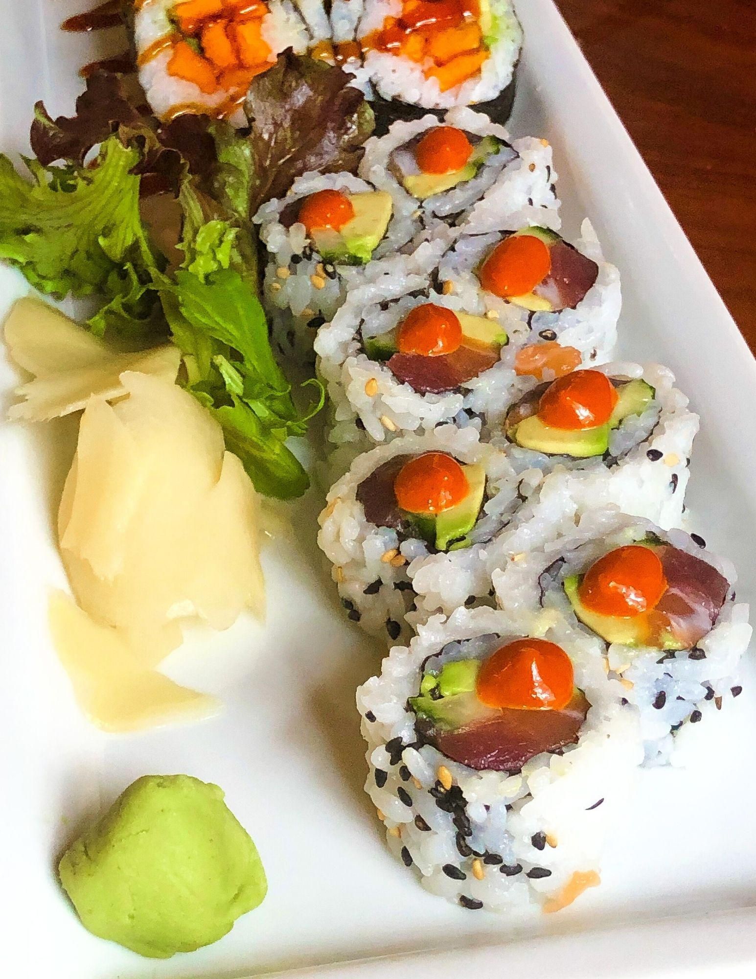 Places to eat on Nantucket Bar Yoshi Sushi and Raw Bar Gallery-6