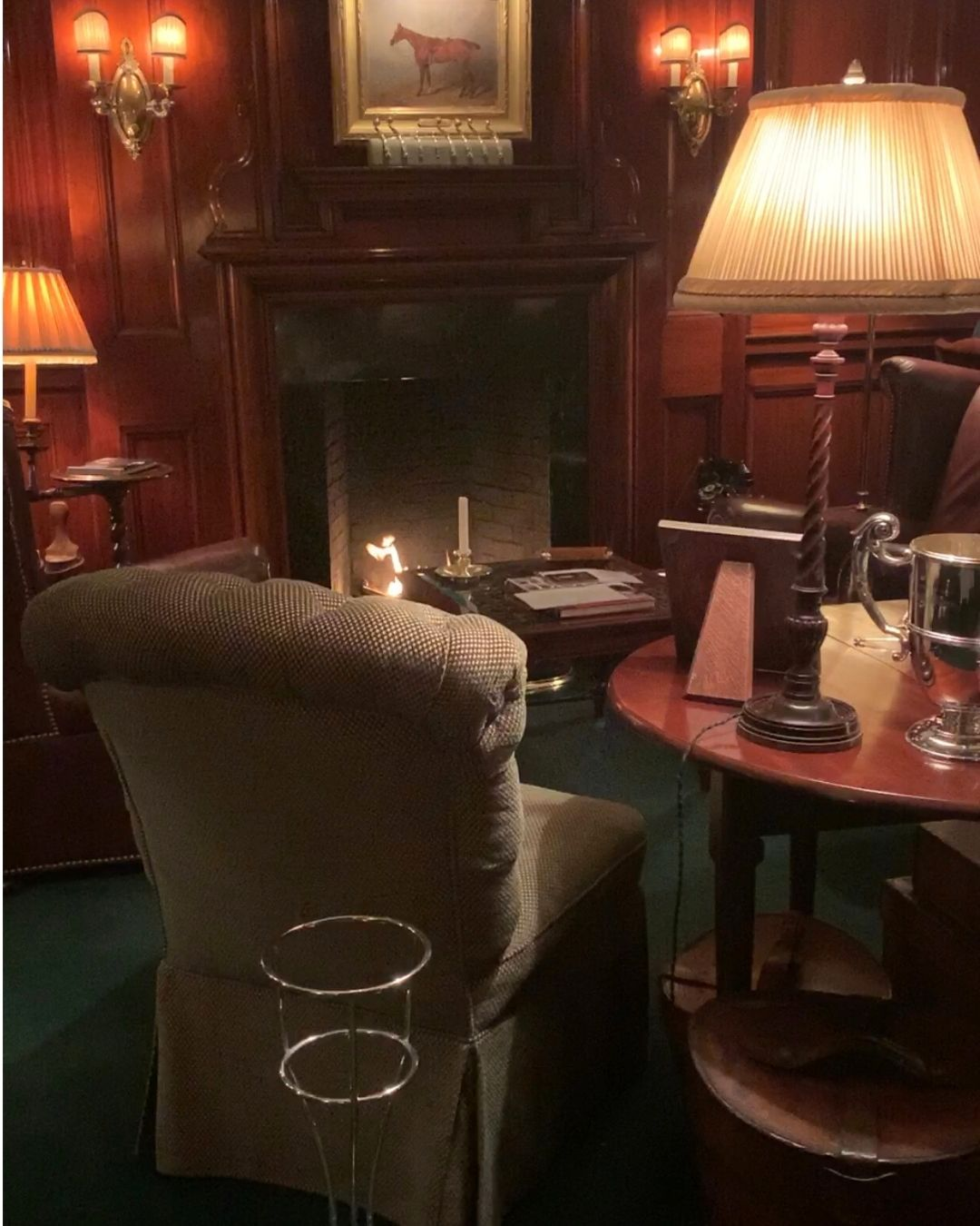 The Terrace at The Charlotte Inn Marthas Vineyard-14