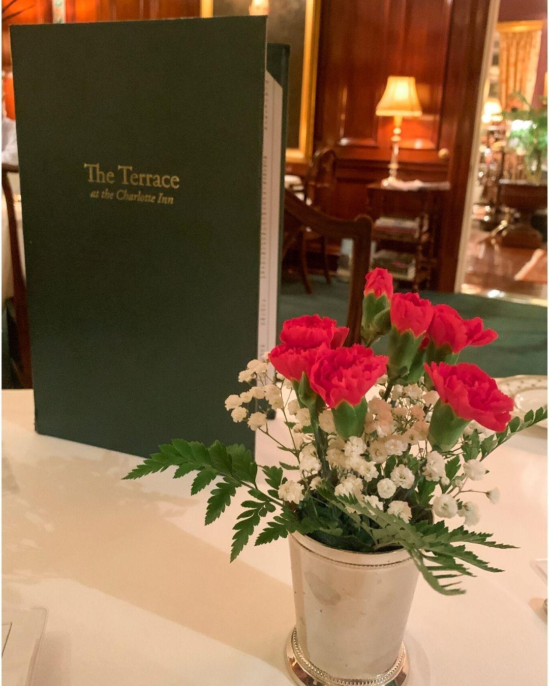The Terrace at The Charlotte Inn Marthas Vineyard-16