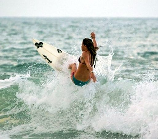 LINDSAY PERRY, SURF COLLECTIVE NYC