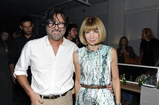 billy reid and anna wintour
