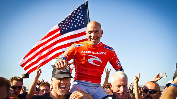 kelly slater wins 11th world title