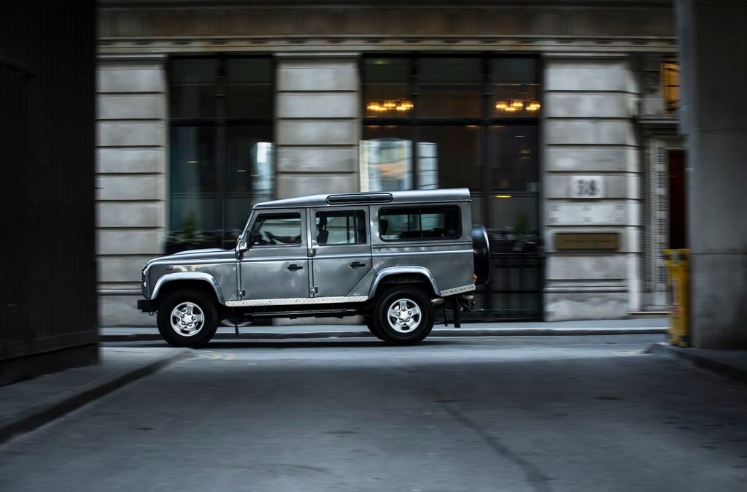 Land Rover Defender - West Coast Defender - Surf Collective 2