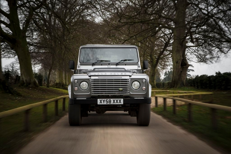 Land Rover Defender - West Coast Defender - Surf Collective 5