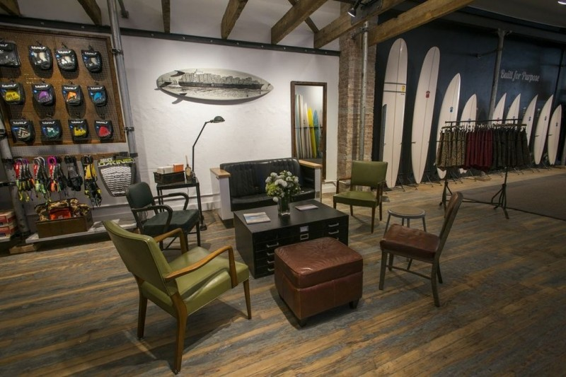 d9119b82d84c Patagonia's Bowery Surf Shop Opening With Party To Benefit Waves For Water