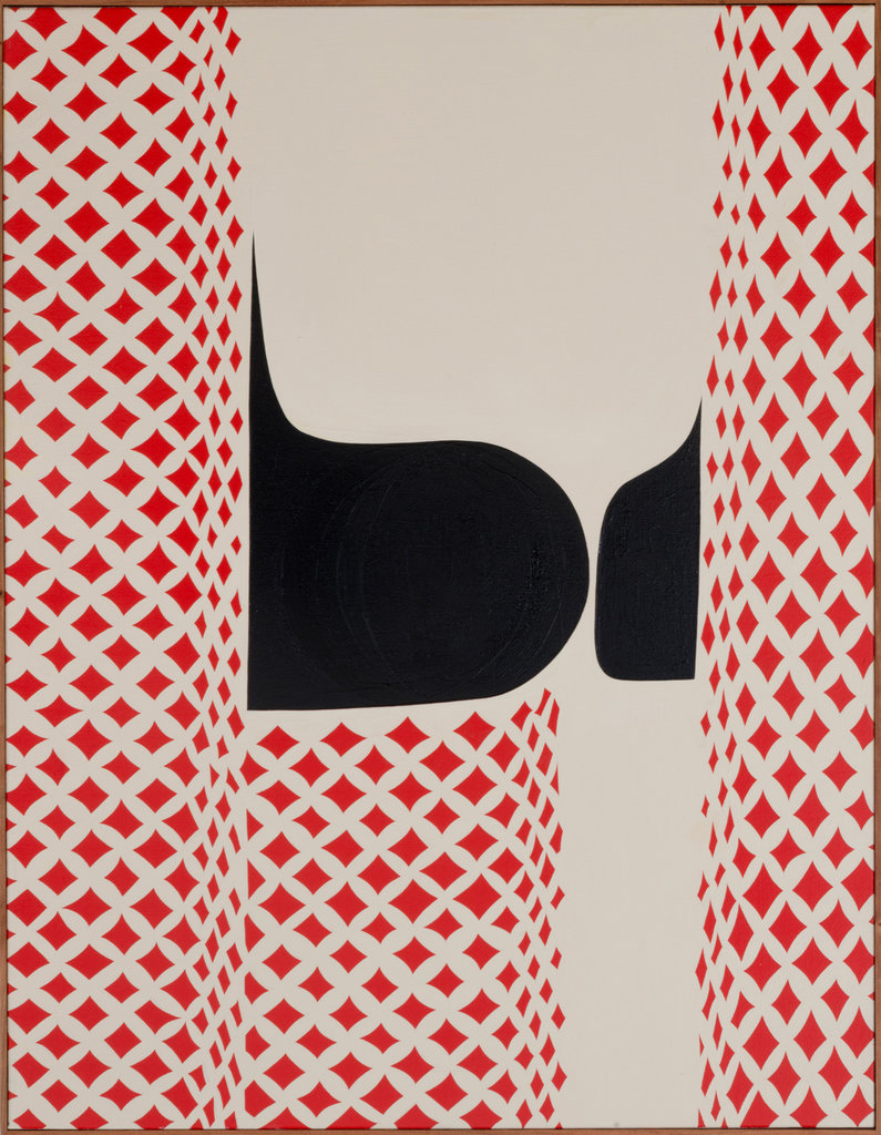 Clare Rojas Goes Geometric Abstraction 3