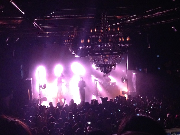 Banks at Irving Plaza New York 1