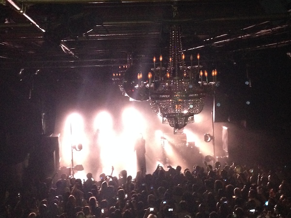 Banks at Irving Plaza New York 2