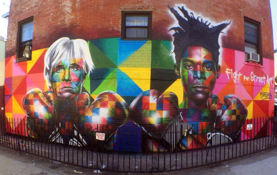 FIGHT FOR STREET ART-SURF COLLECTIVE NYC