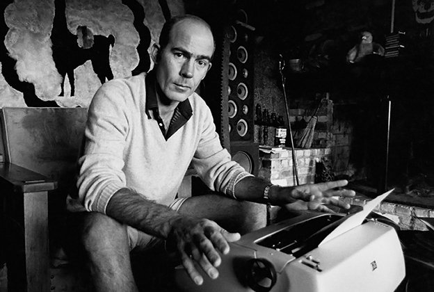 THE WORD | HUNTER S. THOMPSON  - surf collective 1