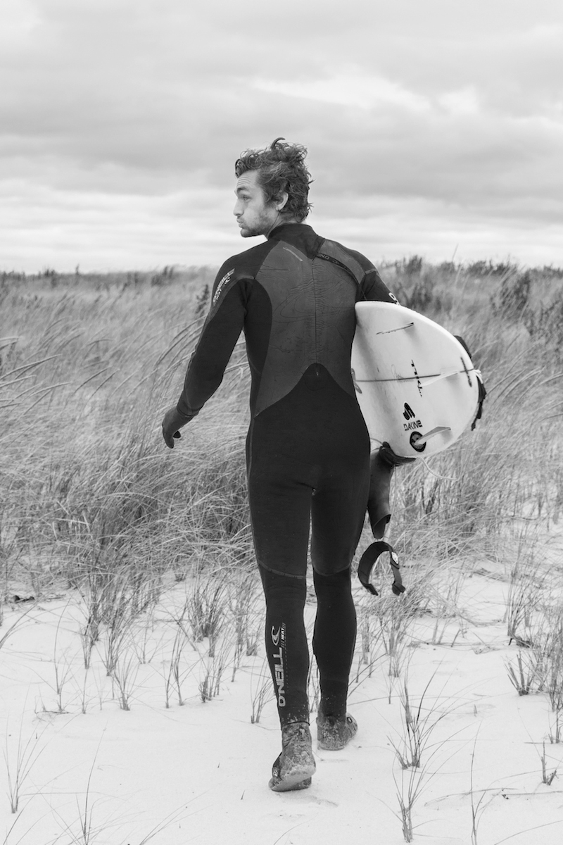 SURF COLLECTIVE NYC - WINTER SWELL - WILL WARASILA 5