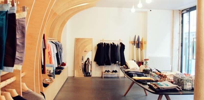 b2b915f7d308 A Hidden Surf Shop in the Heart of Paris | SURF COLLECTIVE NYC