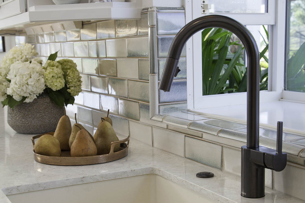 Point Loma kitchen closeup