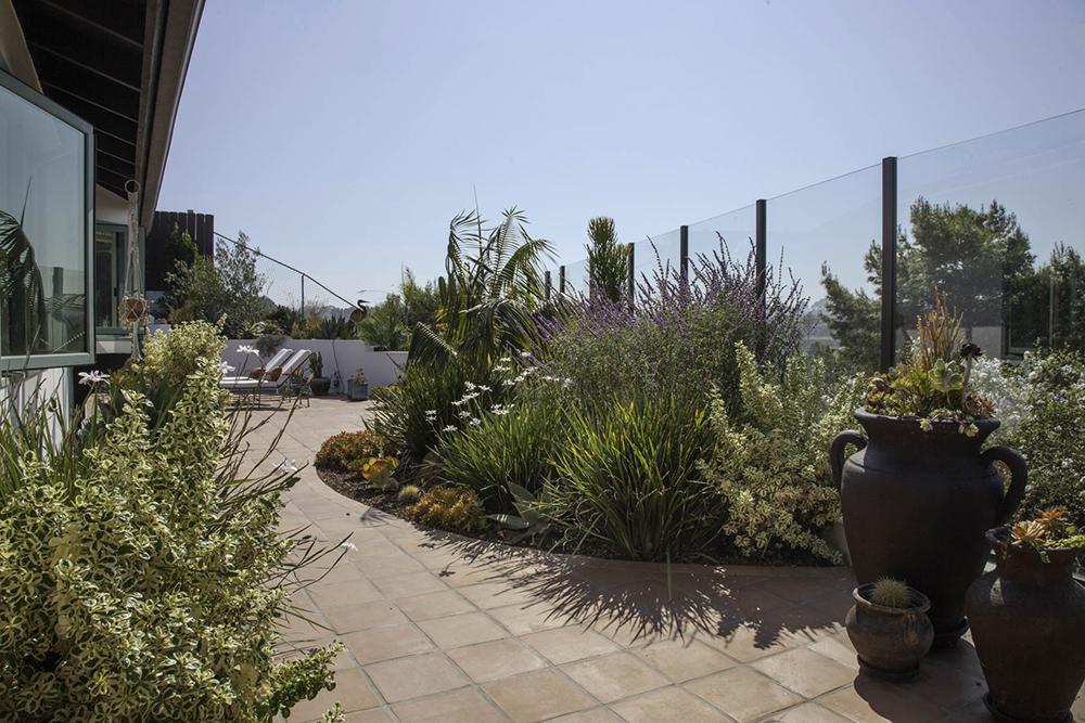 Point Loma patio