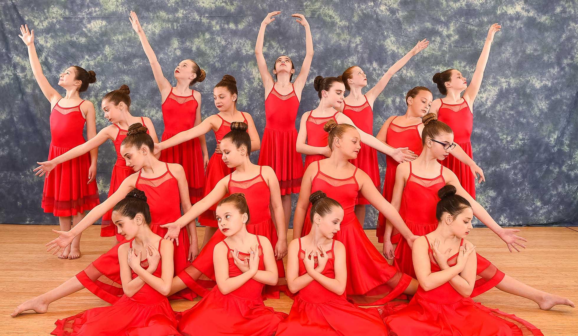 Divine Rhythms Dancers