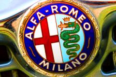 Watts 3D Car Art   Alfa Romeo #1