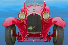 Watts 3D Car Art   Alfa Romeo #7