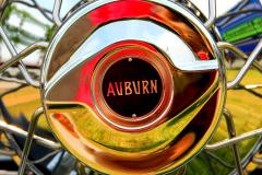 Watts 3D Car Art | Auburn #1