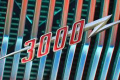 Watts 3D Car Art | Austin Healey Hybrid