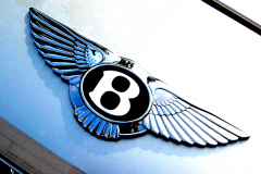 Watts 3D Car Art   Bentley #2a