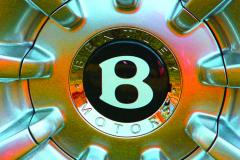 Watts 3D Car Art   Bentley Wheel