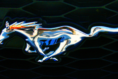 Watts 3D Car Art | Ford Mustang #2