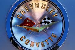 Watts 3D Car Art Chevrolet Corvette #2