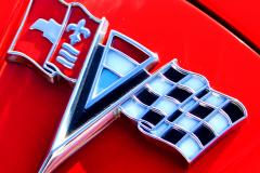 Watts 3D Car Art | Chevrolet Corvette #3