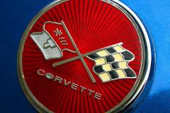 Watts 3D Car Art | Chevrolet Corvette #5