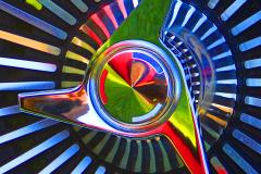 Watts 3D Car Art | Chevrolet Corvette Knockoff #2