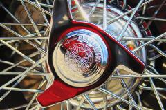 Watts 3D Car Art | Ferrari Knockoff #1