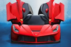 Watts 3D Car Art | La Ferrari