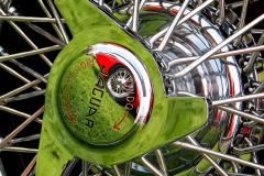 Watts 3D  Car Art | Jaguar Knockoff