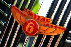 Watts 3D Car Art | Pontiac 6 #1
