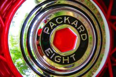 Watts 3D Car Art | Packard Eight #1
